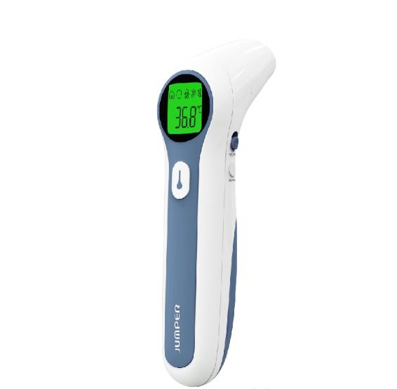 מד חום ללא מגע מותאם לתינוקות ומבוגרים - דגם FR412