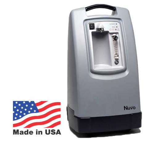 מחולל חמצן נייח 10 ליטרים Nidek Nuvo