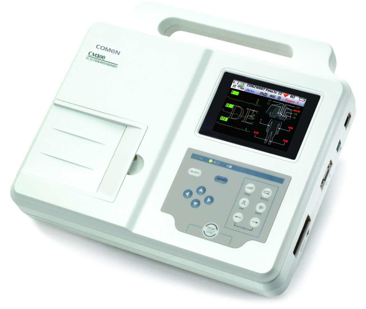 מכשיר א.ק.ג דגם  CM300