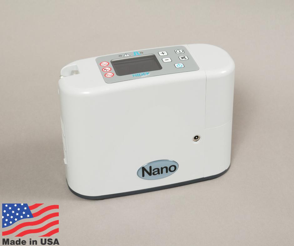 מחולל חמצן נייד Nidek - Nano