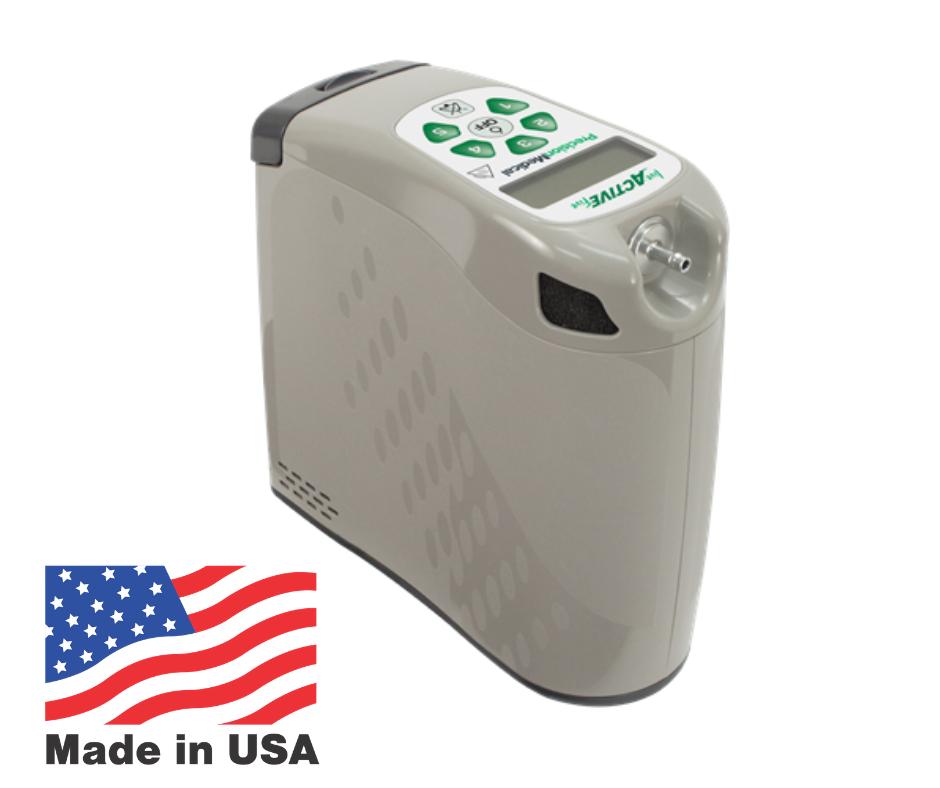 מחולל חמצן נייד 5 ליטרים PM4155 - קל במיוחד